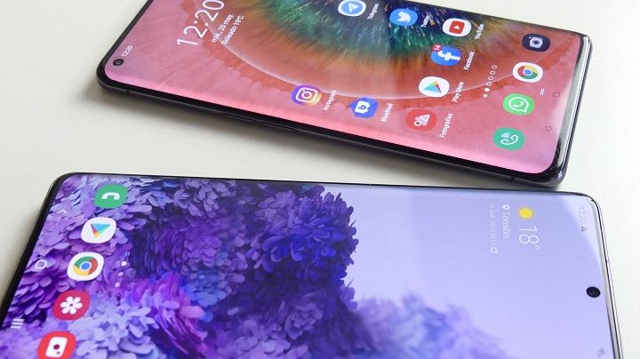 Imagen - Comparativa: Samsung Galaxy S20 Ultra vs Oppo Find X2 Pro