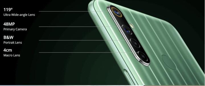 Imagen - Comparativa: Realme 5i vs Realme 6i