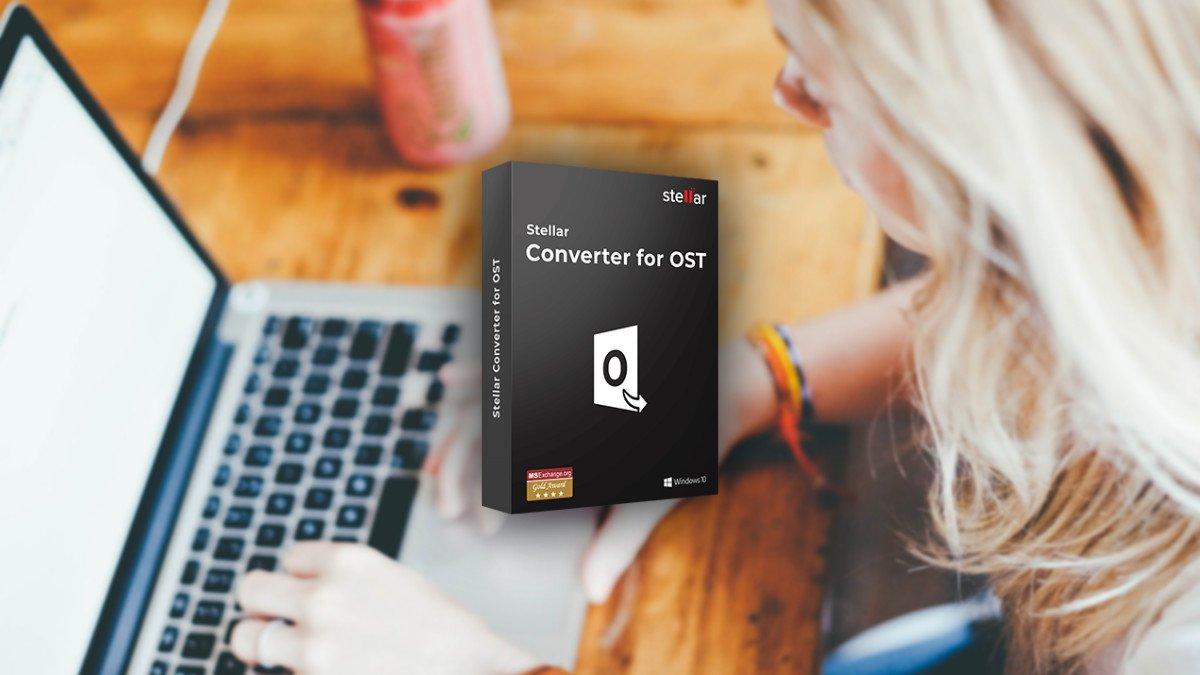 Review: Stellar Converter for OST, una sencilla herramienta para convertir OST en PST