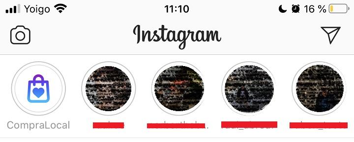 """Imagen - Instagram lanza el sticker """"Apoya a las pequeñas empresas"""""""
