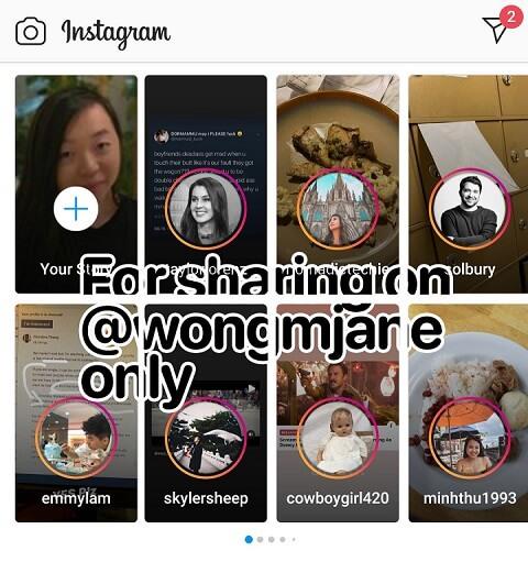 Imagen - Instagram añadirá stickers de vídeo y Stories rediseñadas