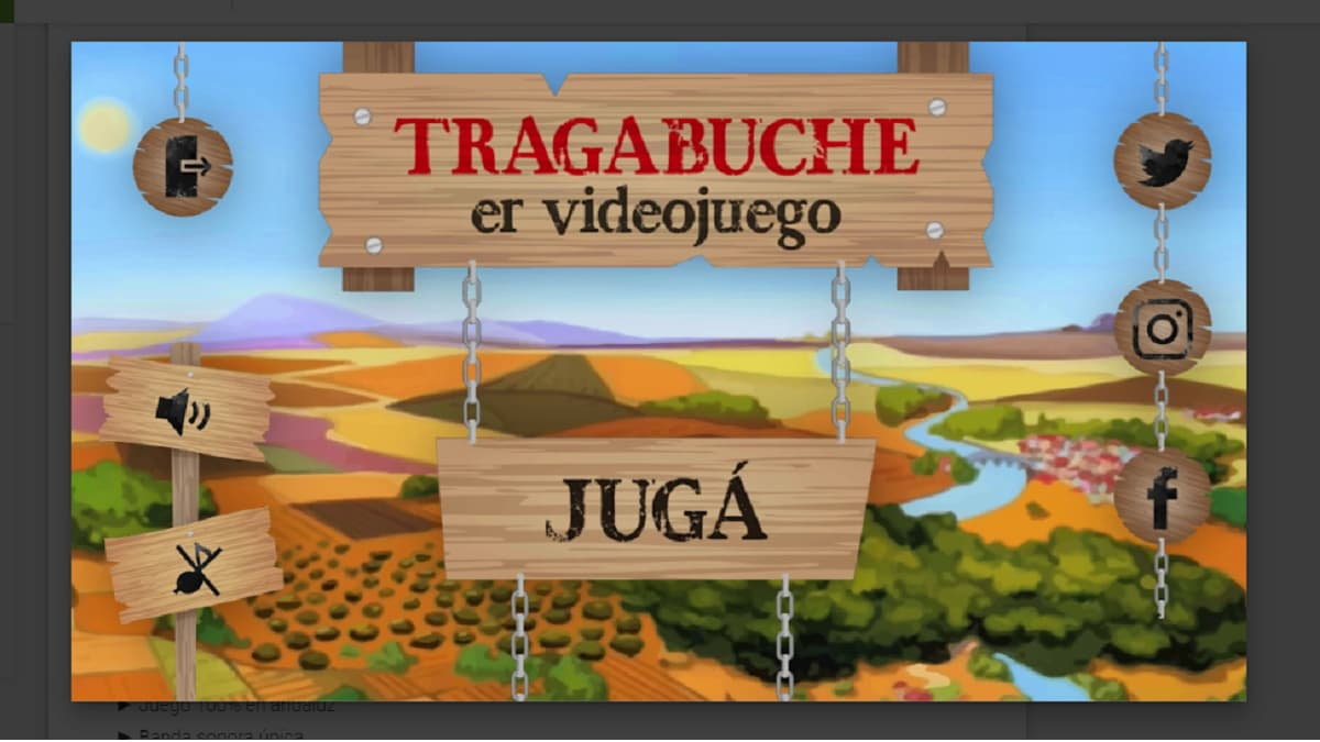 """Tragabuche: Er videojuego"", el videojuego 100% andaluz"