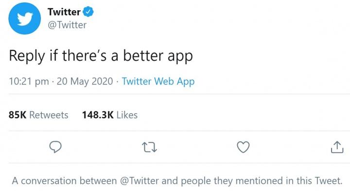 Imagen - Twitter permite elegir quién te puede responder