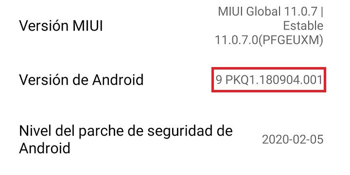 Imagen - Android 10 en Xiaomi: móviles que se actualizarán