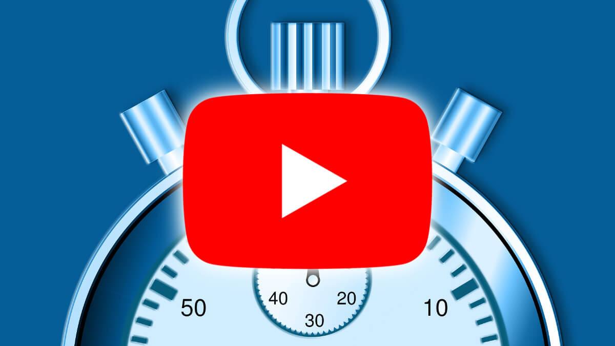 YouTube añade un acceso directo para compartir un vídeo desde el minuto actual