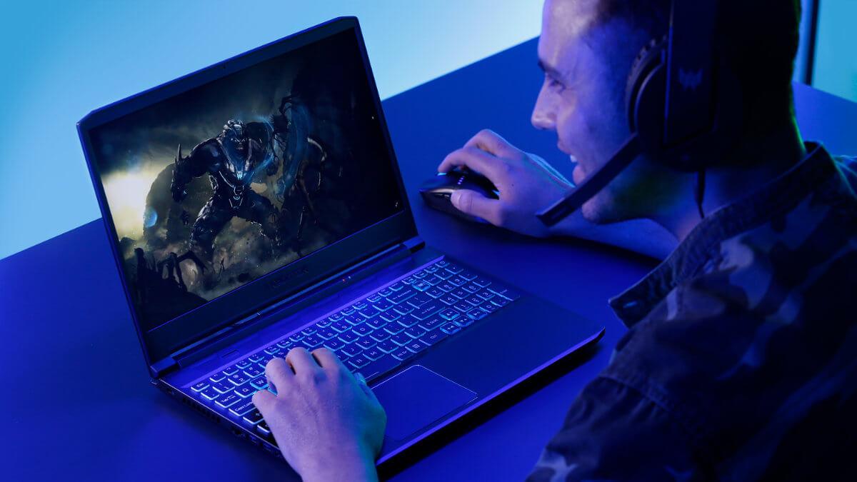 Acer Predator Triton 300 y Nitro 7: nuevos procesadores y gráficas en portátiles gaming