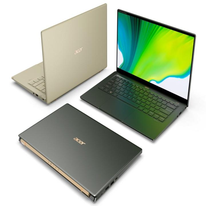 Imagen - Acer Swift 5: el portátil ultradelgado se renueva