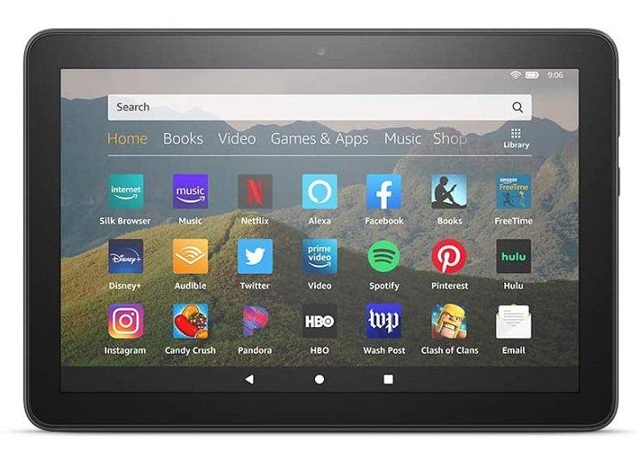 Imagen - Amazon Fire HD 8 (2020): especificaciones y precio
