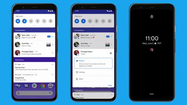 Imagen - Android 11 Beta novedades: ya disponible