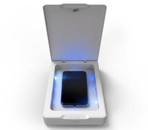 Imagen - Desinfectar el móvil con UV: Mophie y InvisibleShield