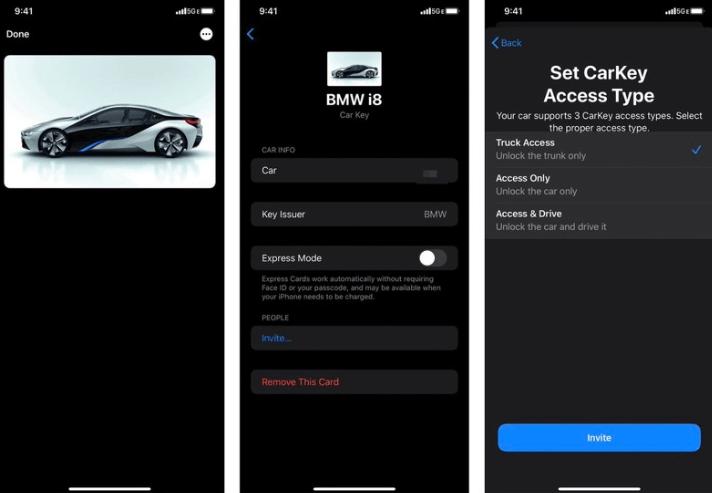 Imagen - CarKey: abrir tu coche con el iPhone será posible