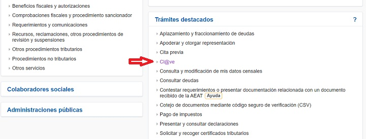 Imagen - Clave Pin: cómo solicitarla, usarla y utilidades