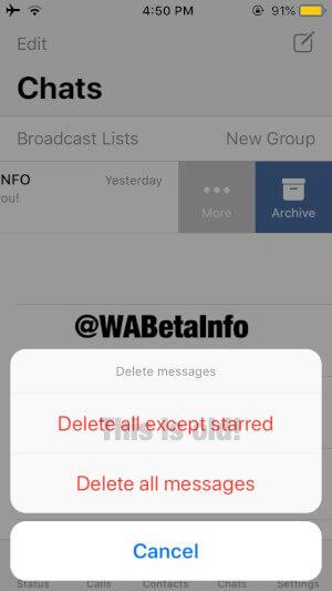 Imagen - WhatsApp: estas podrían ser las próximas funcionalidades