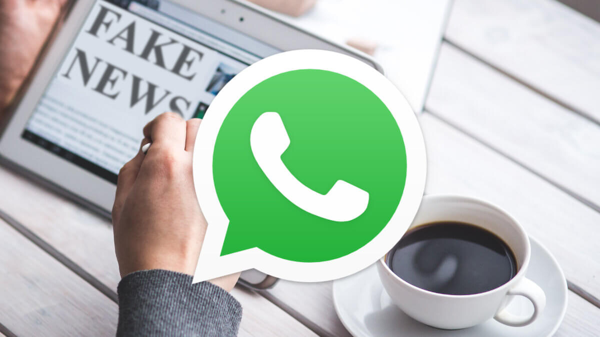 WhatApp ya permite verificar mensajes reenviados varias veces