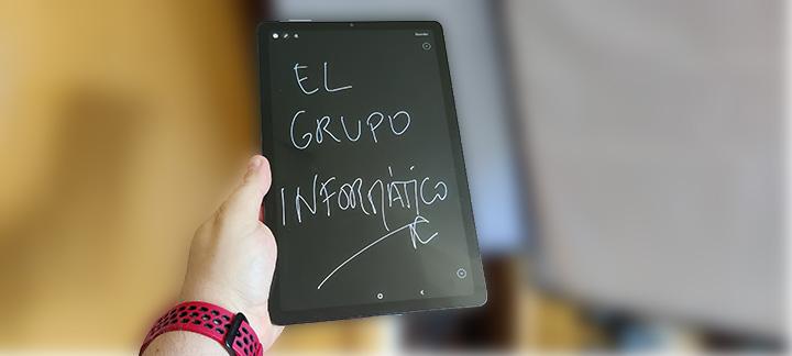 Imagen - Samsung Galaxy Tab S6 Lite, análisis completo con opinión