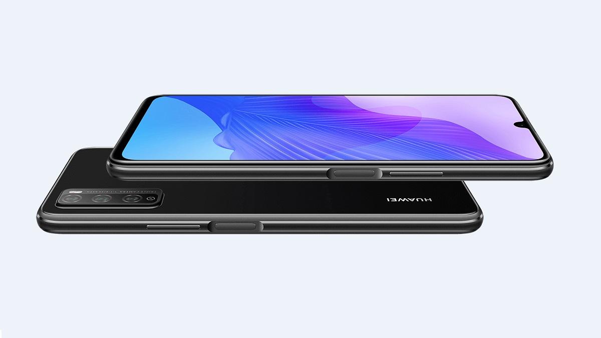 Huawei Enjoy 20 Pro, el nuevo gama media con 5G y triple cámara