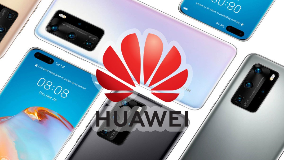 Filtradas imágenes del Huawei P50, ¿será así el próximo móvil de Huawei?