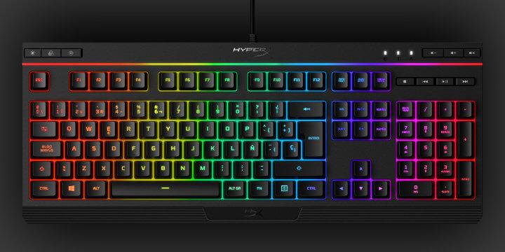 Imagen - HyperX Alloy Core RGB: características y precio