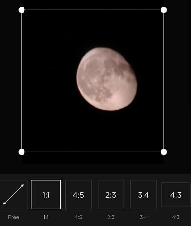 Imagen - Cómo hacer una foto cuadrada con el móvil