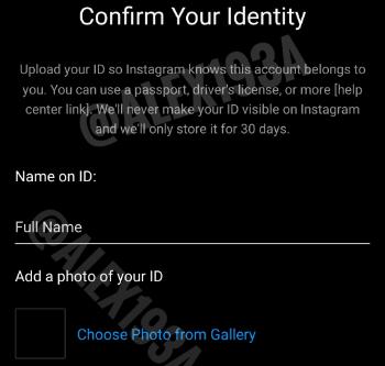 Imagen - Instagram pedirá el DNI para confirmar cuentas