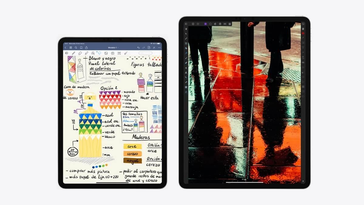 Estas serían las novedades del iPad Pro de 2021