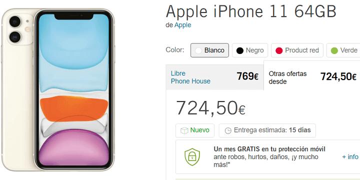 Imagen - iPhone 11 barato: dónde comprarlo