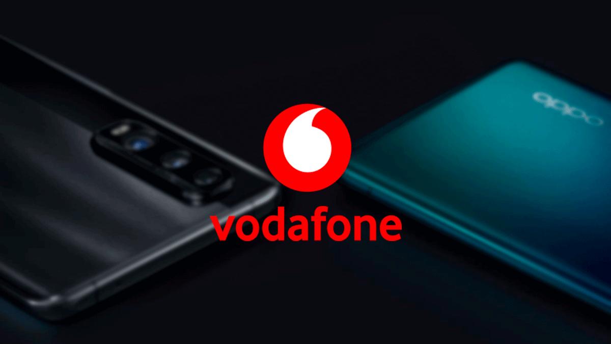 Oppo Find X2 Pro y Find X2 Lite en Vodafone: precios y tarifas