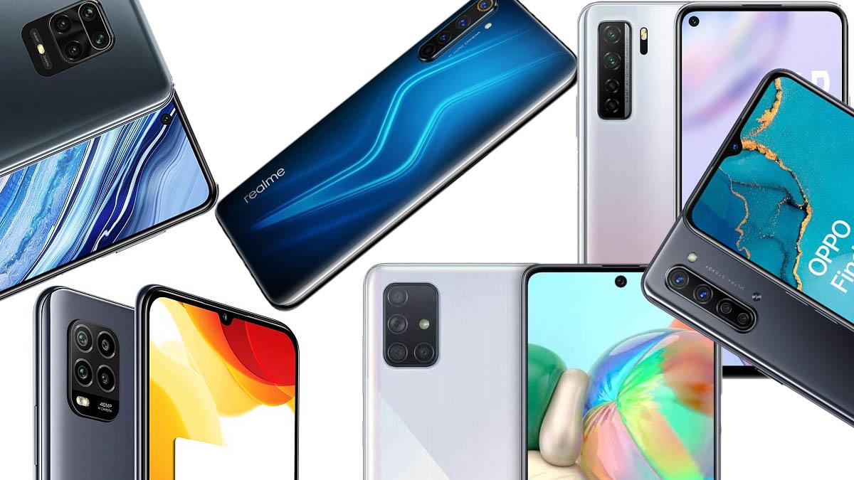 Guía: ¿Qué móvil me compro en 2020?