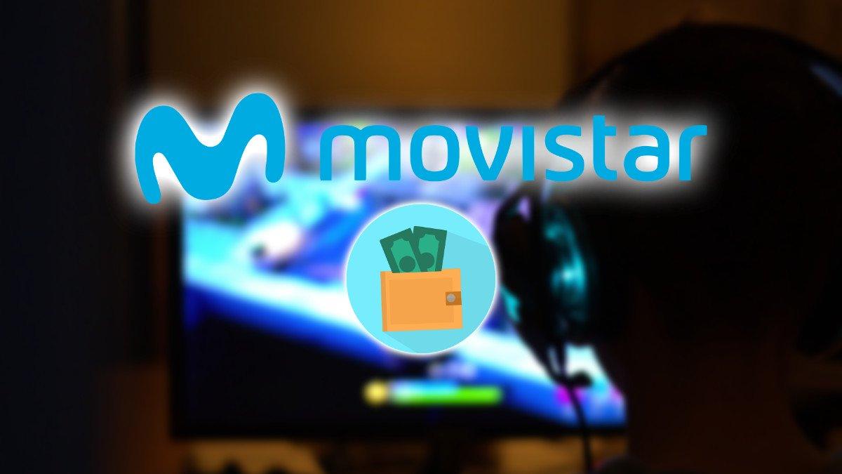 Movistar ya permite que los jugadores de Fortnite puedan cargar las compra en la factura