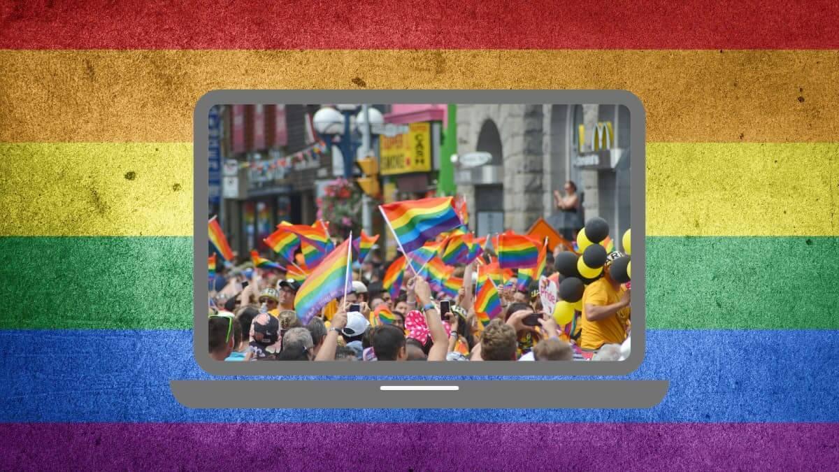 Cómo seguir online el Orgullo LGBT