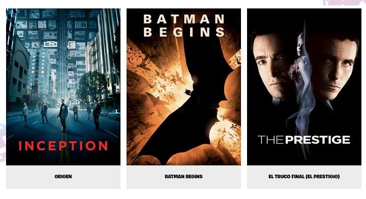 Imagen - Fortnite: evento con películas de Christopher Nolan