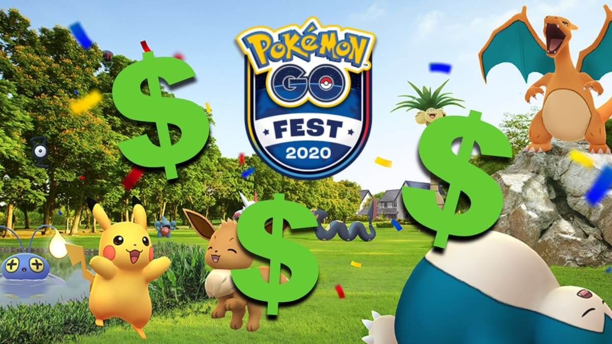 Pokémon Go Fest 2020: los 17 euros del evento online ponen a prueba la lealtad de los fans