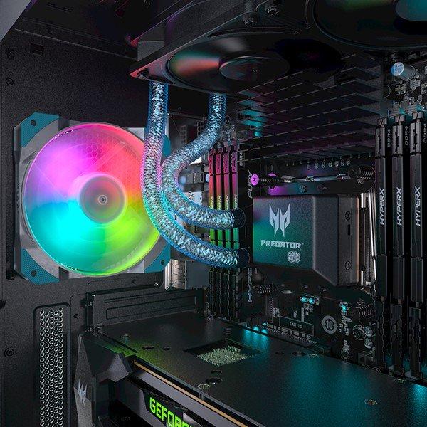 Imagen - Predator Orion 9000 y 3000: las torres gaming se actualizan