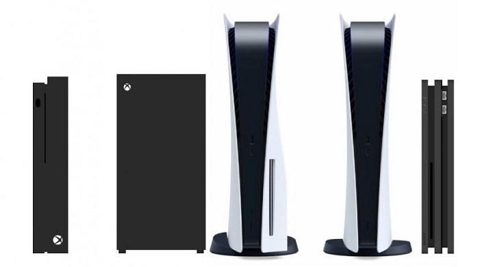 Imagen - PlayStation 5: dimensiones de la consola