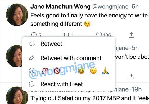 Imagen - Twitter añadiría reacciones a los tweets