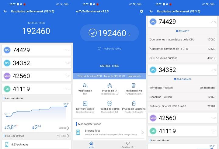 Imagen - Xiaomi Redmi Note 9, análisis completo con opinión
