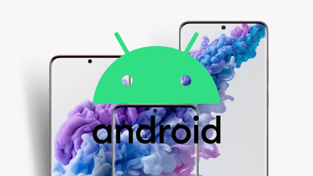 Estos móviles Samsung recibirán la actualización a Android 11