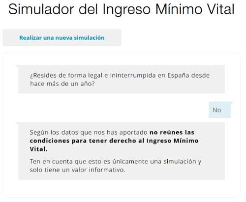 Imagen - Simulador del Ingreso Mínimo Vital: comprueba si lo cumples