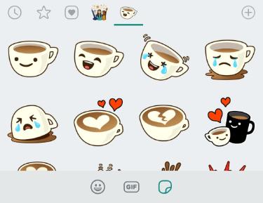 Imagen - Sticker animados: lo nuevo de WhatsApp