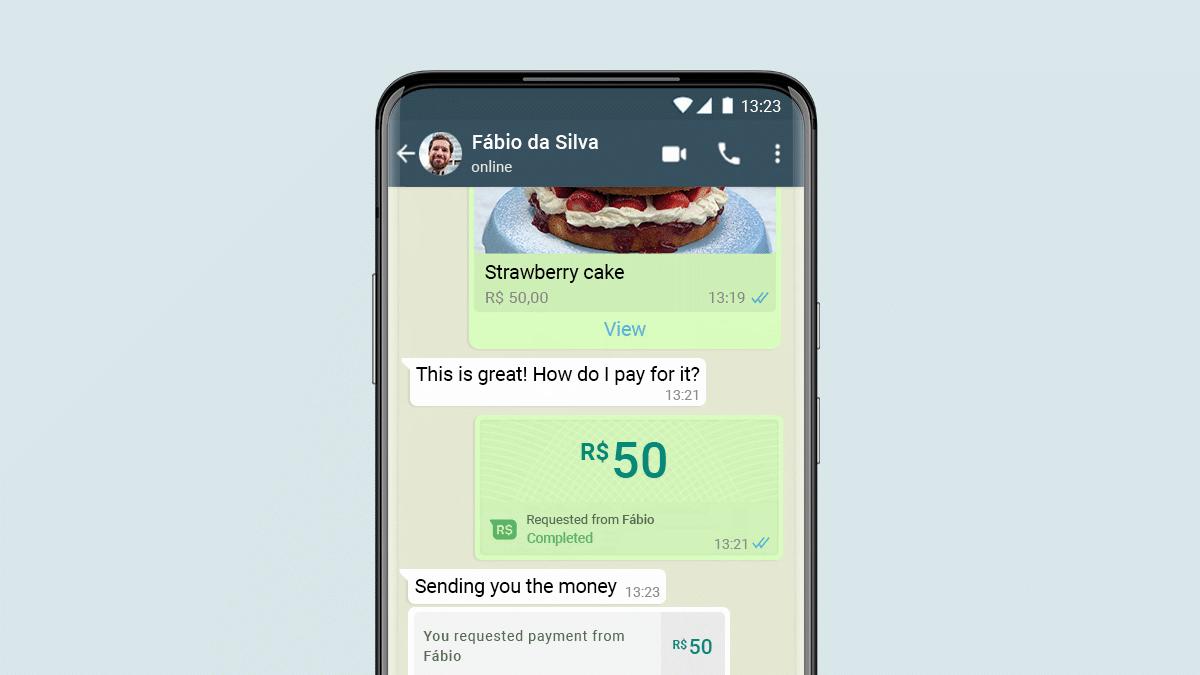 Problemas para WhatsApp Pay: acaba de ser prohibido en un país