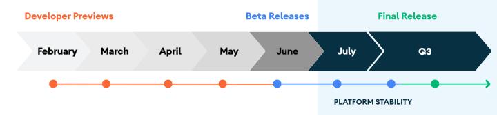 Imagen - Android 11: fecha de lanzamiento