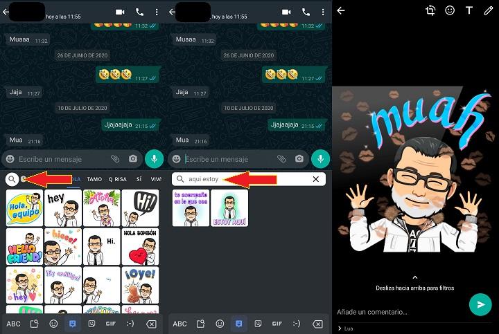 Imagen - WhatsApp: cómo crear tu propio emoticono