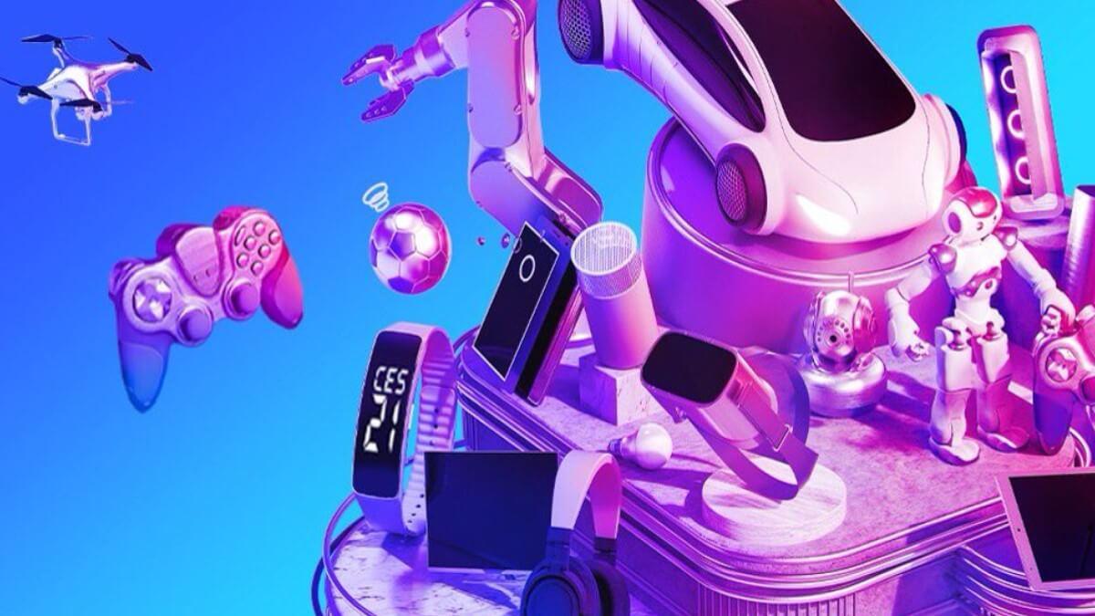 La gran feria CES 2021 será solo digital por el Covid-19