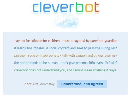 Imagen - Cleverbot en español: así funciona