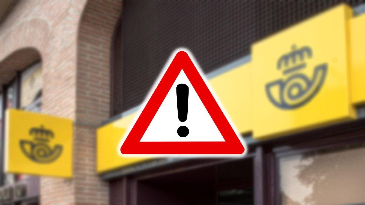 Cuidado con los mensajes de Correos: vuelven a suplantarla para cobrar falsos gastos