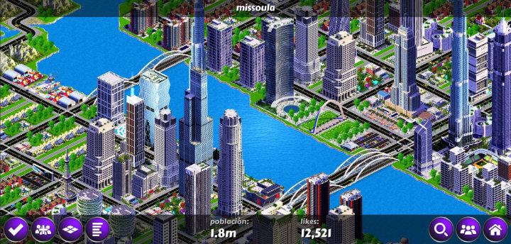 Imagen - Designer City, una alternativa a SimCity para Android y iOS