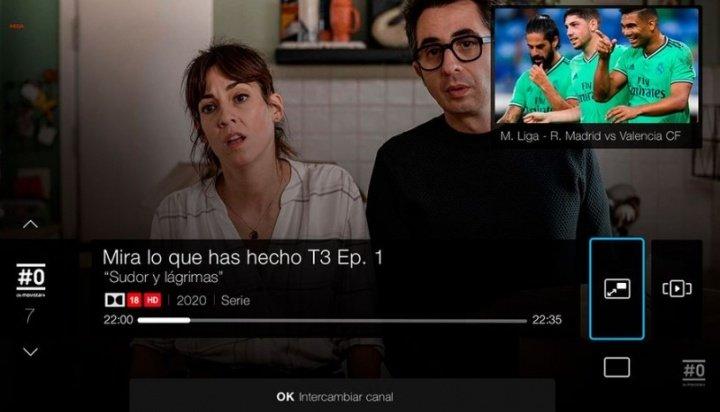 Imagen - Movistar+ ya permite ver dos canales a la vez