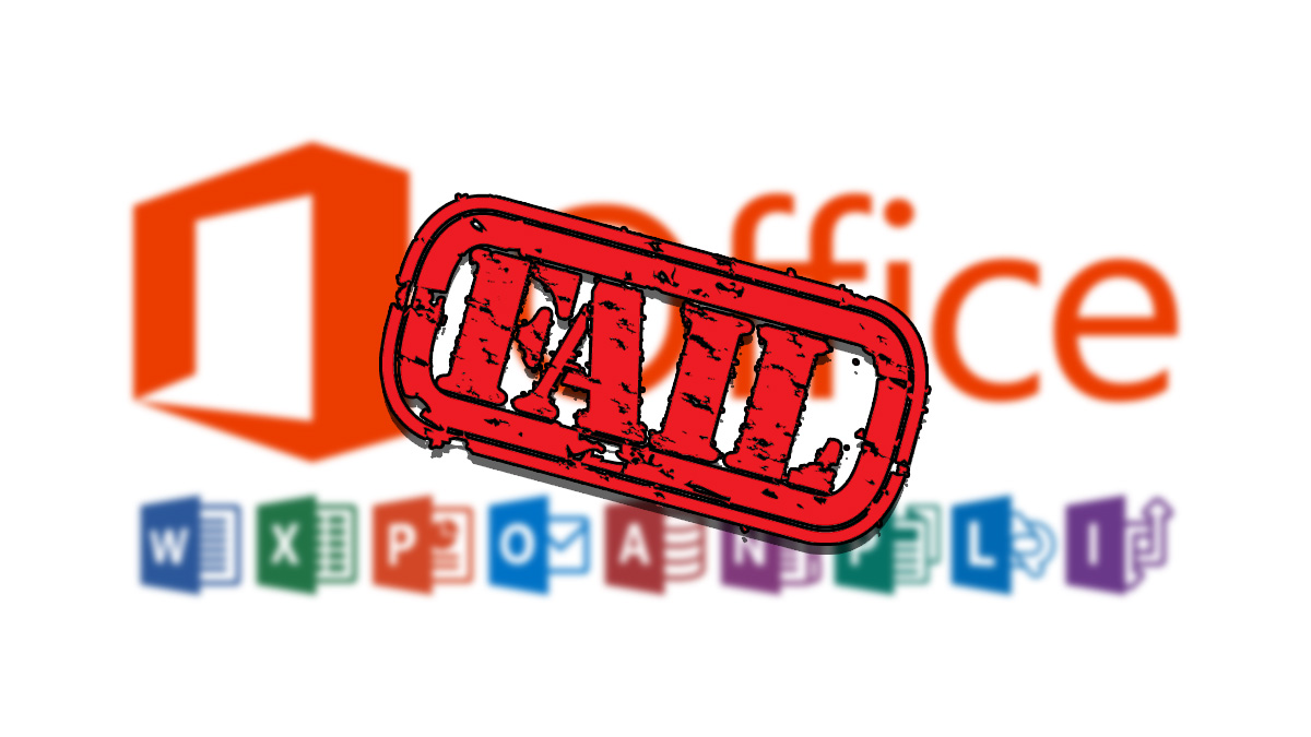 Cómo solucionar los errores de activación de Office