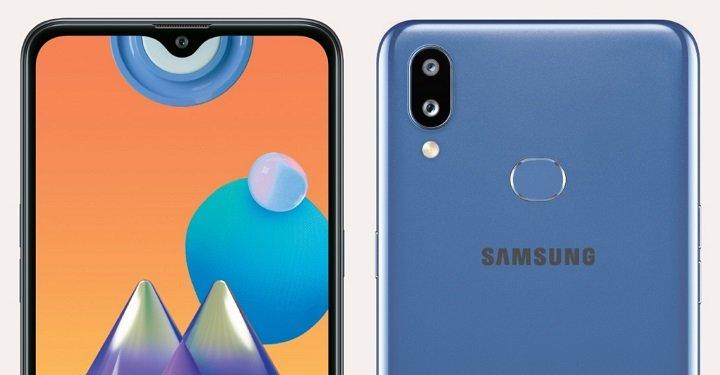 Imagen - Samsung Galaxy M01s es oficial: características técnicas