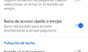 Imagen - El teclado Gboard añadirá una barra de emojis